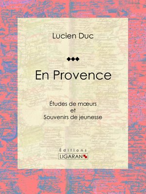 cover image of En Provence