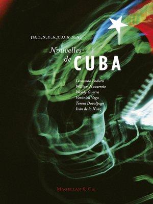 cover image of Nouvelles de Cuba