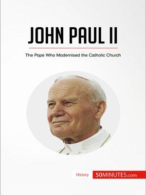 cover image of John Paul II