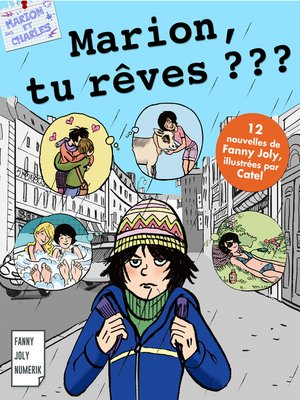 cover image of Marion, tu rêves ?
