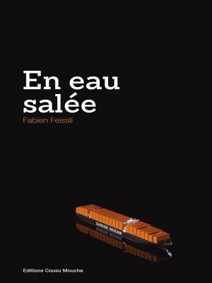 cover image of En eau salée