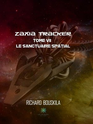 cover image of Zaxia Tracker--Tome VII