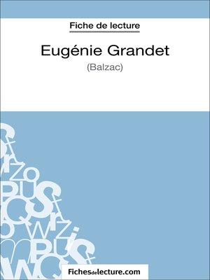 Encyclop  die Larousse en ligne   Eug  nie Grandet A miser s daughter  awareness of Balzac s Eug  nie Grandet in  nineteenth century England