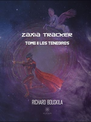 cover image of Zaxia Tracker--Tome II