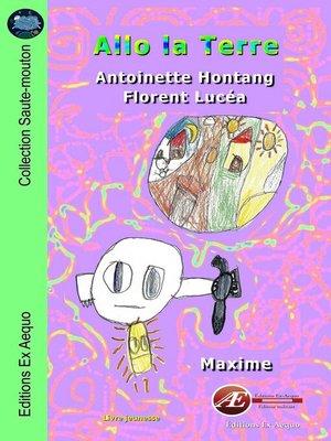 cover image of Allo la terre
