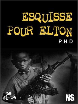 cover image of Esquisse pour Elton