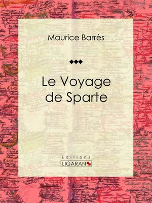 cover image of Le Voyage de Sparte