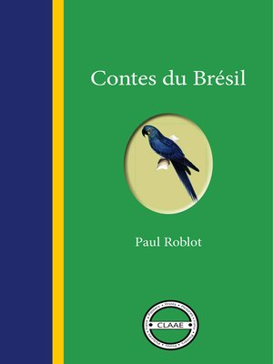 cover image of Contes du Brésil