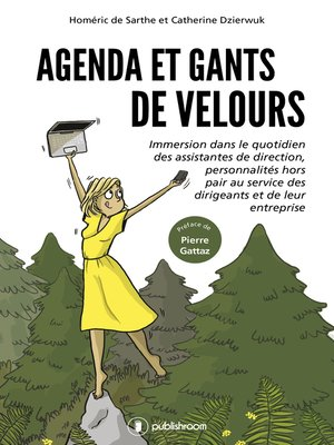 cover image of Agenda et gants de velours