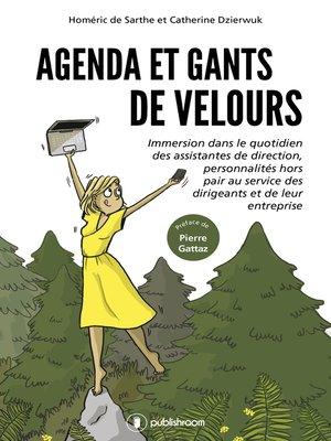 cover image of Agenda et gants de velours