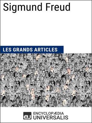 cover image of Sigmund Freud