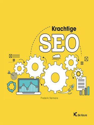 cover image of Krachtige SEO
