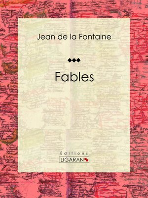 cover image of Les Fables