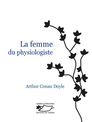 cover image of La Femme du physiologiste