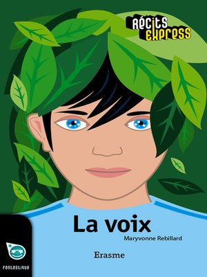 cover image of La voix