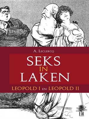 cover image of Seks in Laken