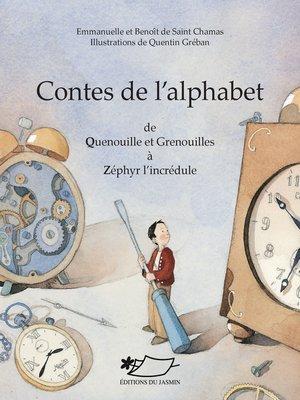 cover image of Contes de l'alphabet III (Q-Z)