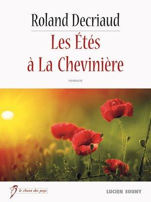 cover image of Les Étés à La Chevinière