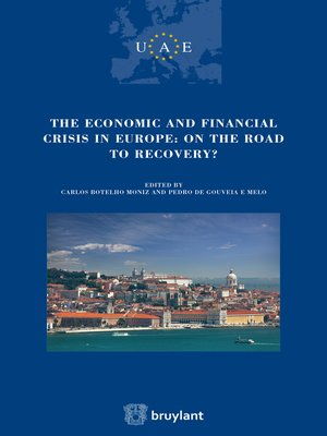 cover image of The Economic and Financial crisis in Europe