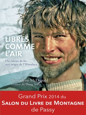 cover image of Libres comme l'air