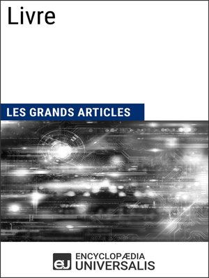 cover image of Livre