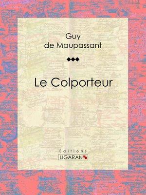 cover image of Le Colporteur