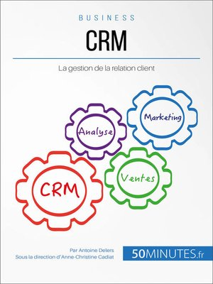 cover image of CRM