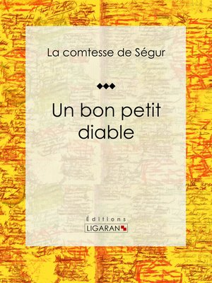 cover image of Un bon petit diable