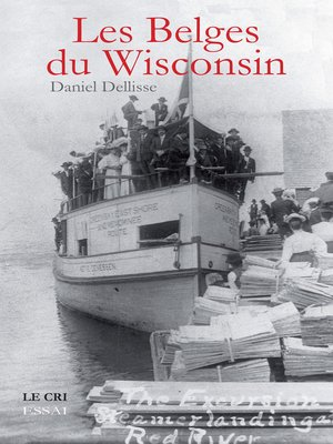 cover image of Les Belges du Wisconsin