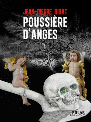 cover image of Poussière d'anges