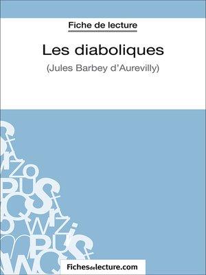 cover image of Les diaboliques