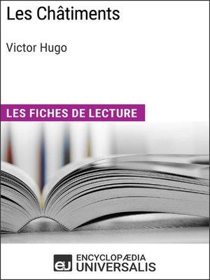 cover image of Les Châtiments de Victor Hugo