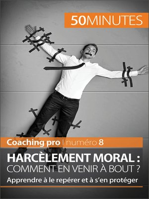 cover image of Harcèlement moral