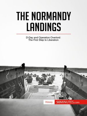 cover image of The Normandy Landings