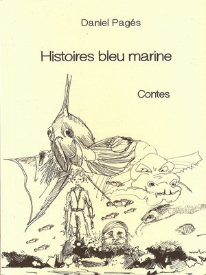 cover image of Histoires bleu marine