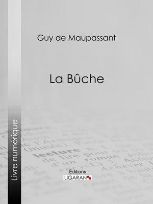 cover image of La Bûche