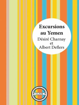 cover image of Excursions au Yémen