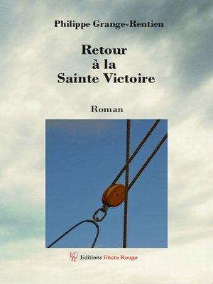 cover image of Retour à la Sainte Victoire