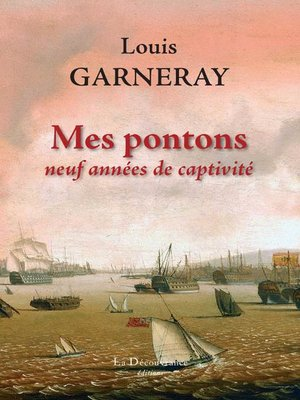 cover image of Mes pontons