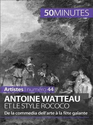 cover image of Antoine Watteau et le style rococo