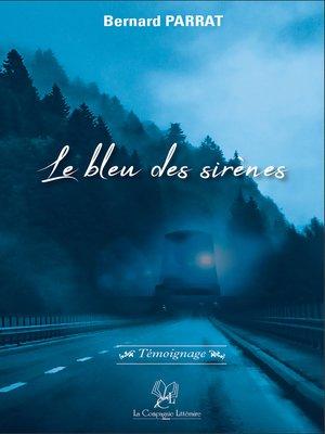 cover image of Le bleu des sirènes
