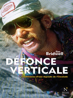 cover image of Défonce verticale