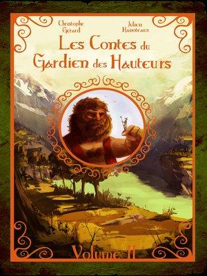cover image of Les contes du Gardien des Hauteurs