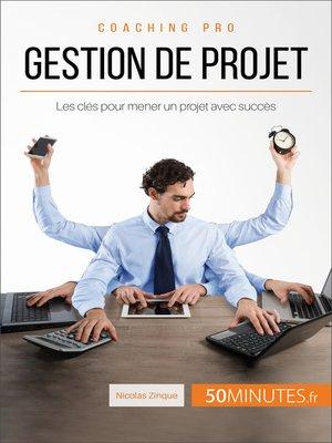 cover image of Gestion de projet