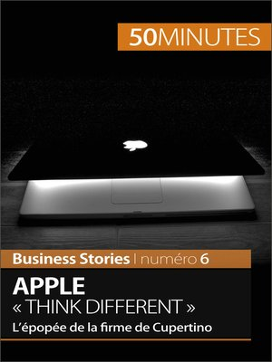 cover image of Apple « Think different »