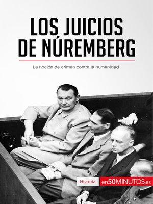cover image of Los Juicios de Núremberg