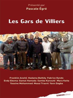 cover image of Les Gars de Villiers