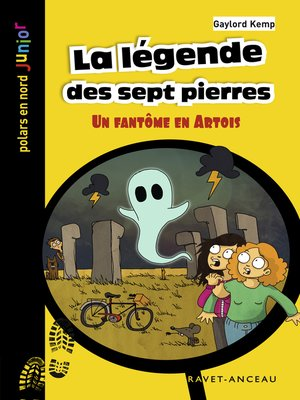 cover image of La légende des sept pierres