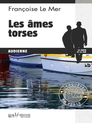 cover image of Les âmes torses