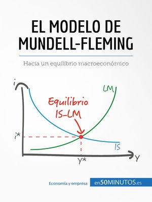 cover image of El modelo de Mundell-Fleming